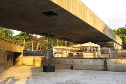 MuBE (Museu Brasileiro da Escultura)