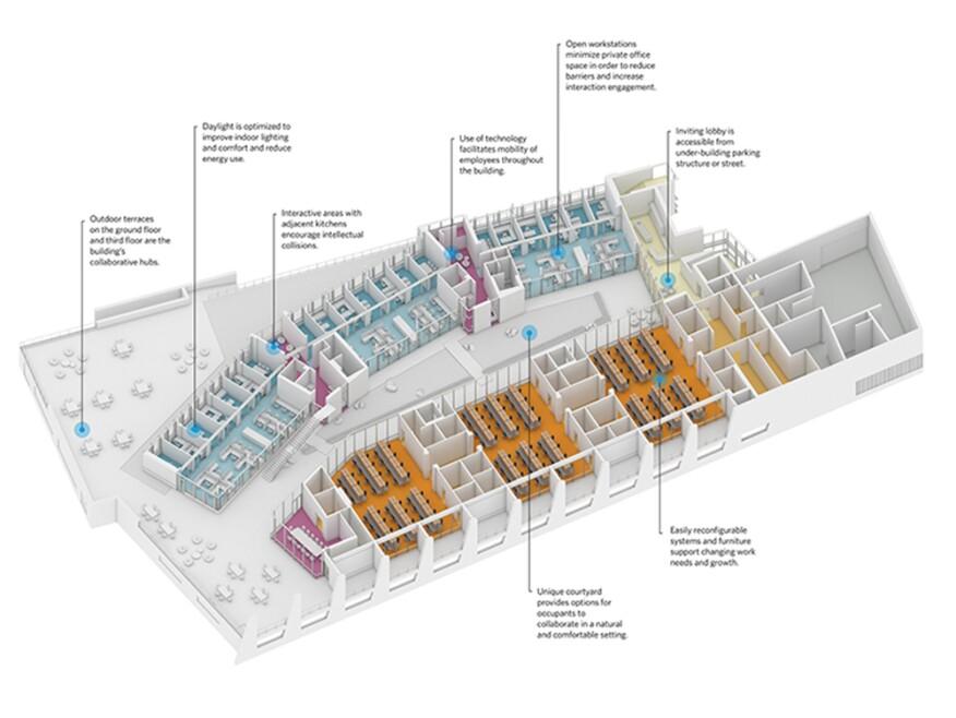 © Courtesy ZGF Architects LLP