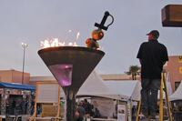 Showcasing the 2012 Artistry in Concrete Demos