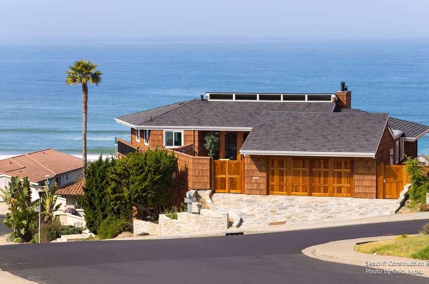 Seacliff Construction Aptos Beach Remodel Santa Cruz Ca Architect Magazine Chibi Moku