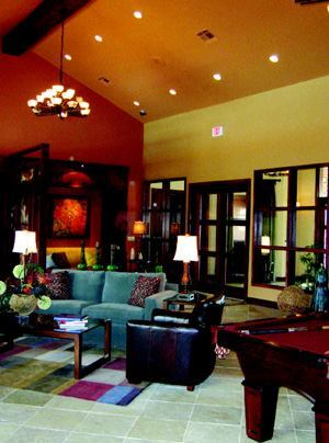 BEST OF BOTH WORLDS: Cosmopolitan amenities complement small town quality of life at Vista Ridge in Lewisville, Texas, just outside of Dallas.