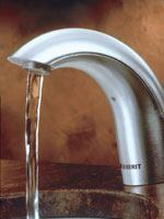 Touch-Free Faucets Come Home