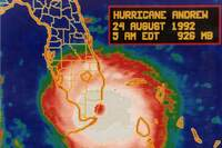 Looking Back at Hurricane Andrew — 23 Years Ago
