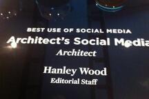 ARCHITECT Wins Neal for Best Social Media