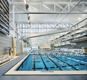 Ithaca College Athletic and Events Center | Ithaca, N.Y.