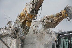 Tools like crushers, pulverizers and grapples are gaining popularity with contractors,
