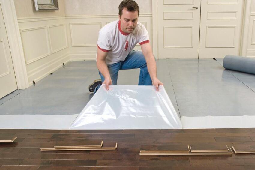 Elastilon Self-Adhesive Underlayment