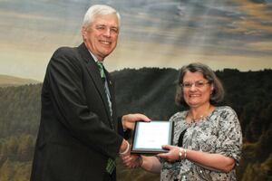 VanGeem Receives ASHRAE Standards Achievement Award