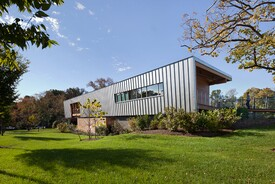 Princeton University Tennis Pavilion