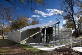Alex Haley Museum and Interpretive Center