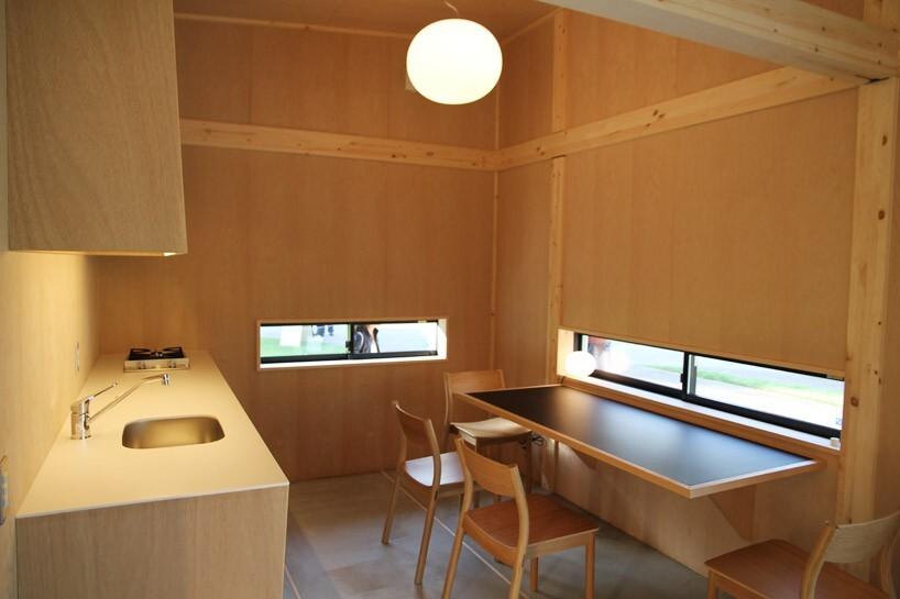 """""""Cork Hut,""""image via Design Boom"""