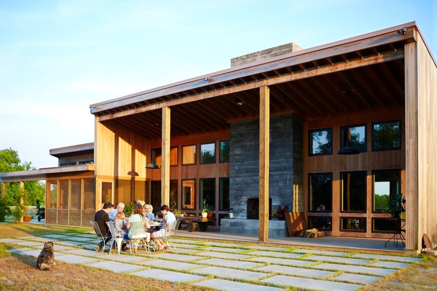 Modern Architecture North Carolina north carolina's 2015 matsumoto prize awards six modern houses