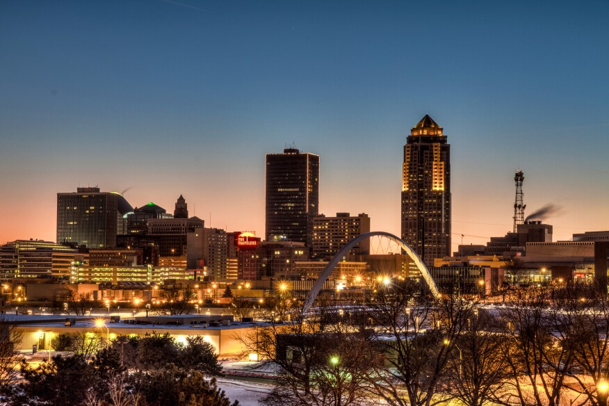 Des Moines is one of 20 cities participating in the City Energy Project.