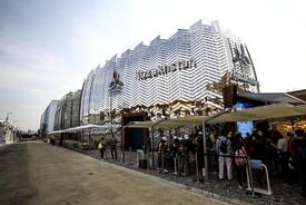 Milan Expo 2015: Kazakhstan