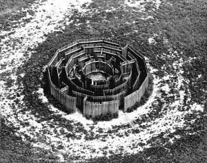 """""""Maze—Aerial"""" (1972)"""