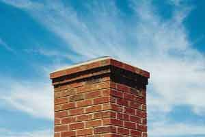 Pan Flashing a Chimney