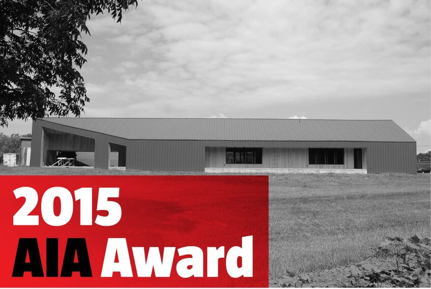 Whitney M. Young Jr. Award: Rural Studio