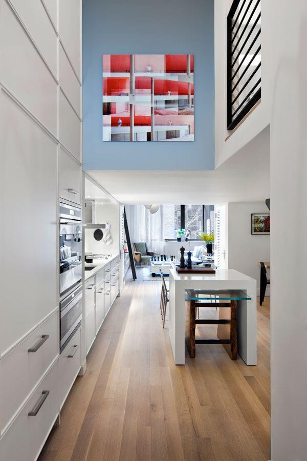 Typical kitchen.