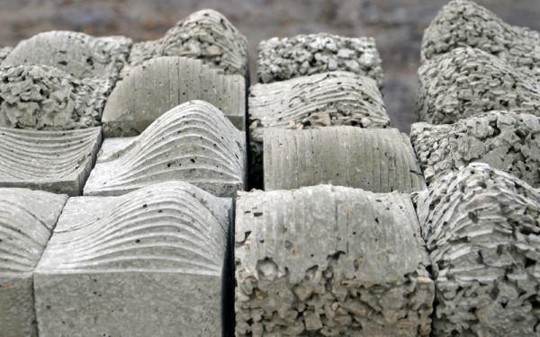Gelpi Projects' wood-concrete tiles