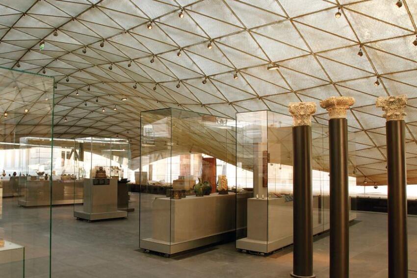 The Louvre's Islamic Art Galleries