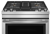 Jenn-Air Offers 30-Inch Range with Built-in Downdraft