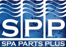Spa Parts Plus/CSD Logo