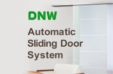 Door & Window Hardware Co. (DNW) Logo