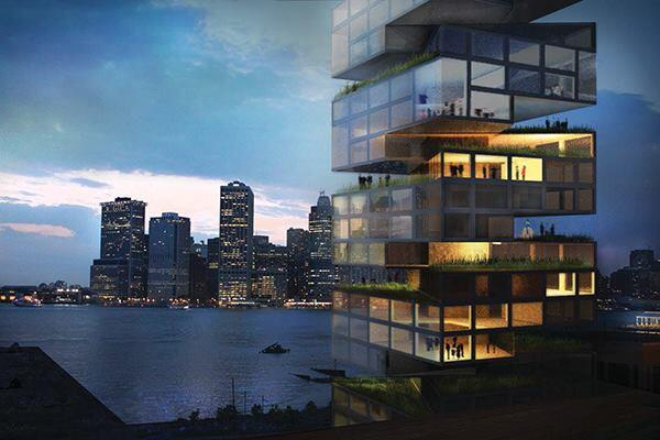 Proposal from NV/da + O'Neill McVoy Architects.