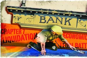 Banks Fight With Builders For Assets