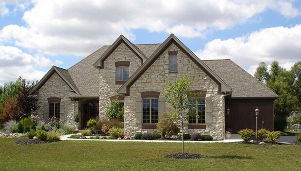 Photo courtesy of Custom Home Designs, LLC.