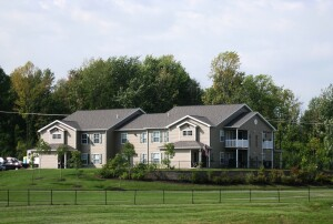 The third phase of Riverknoll at Radisson in Lysander, N.Y., will provide 80 units of affordable housing in 10 two-story buildings. This adds to the 160 units in the previous two phases.
