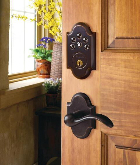 Baldwin Hardware Keyless Entry Deadbolt