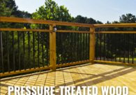 Avoid These Common Misuses of Pressure-Treated Wood