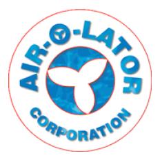 Air-O-Lator Corp. Logo