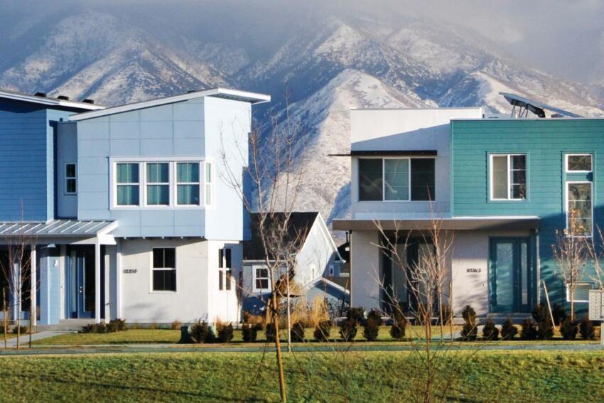 Designing for Housing Density