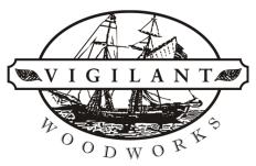 Vigilant Woodworks Logo
