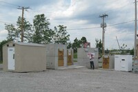 Weathering the Storm: Storm Shelters Donated to Henryville Rebuilding Site