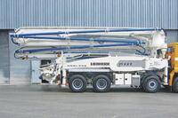 Liebherr Truck-Mounted Concrete Pump 37 XXT