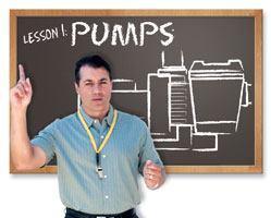 Equipment - Pumps