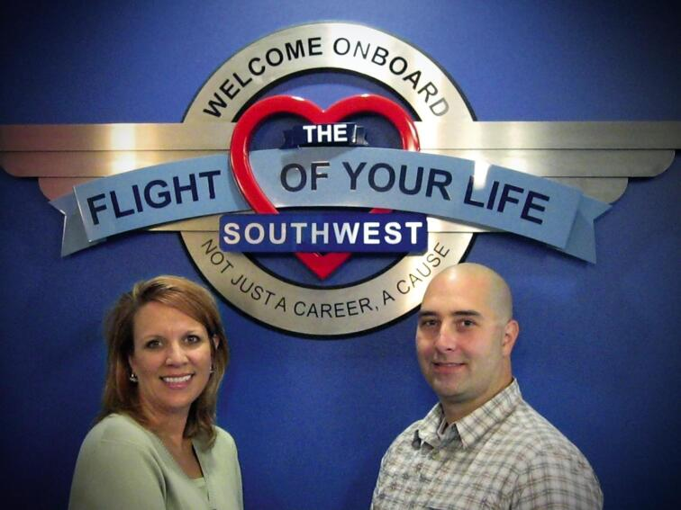 Q and A With Shari Perez and Graham Vandergrift, Southwest Airlines
