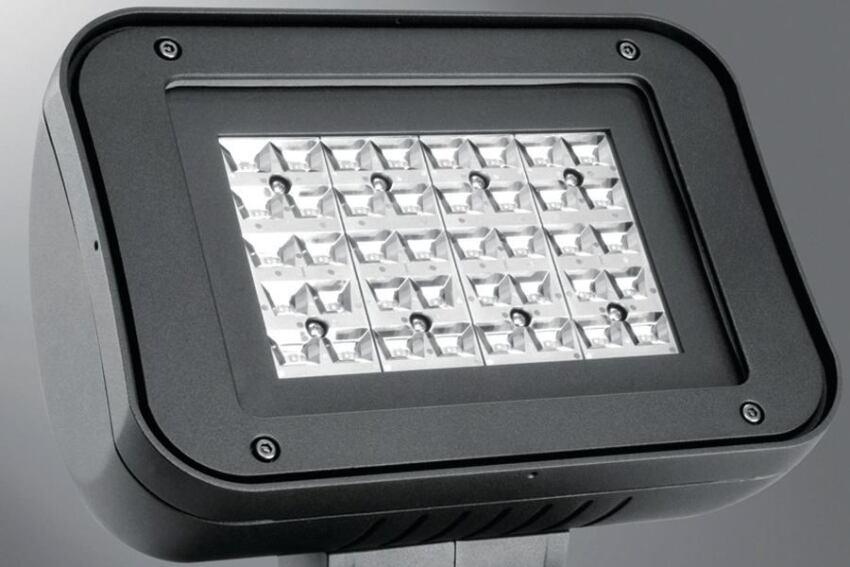 Cooper Lighting Invue Vision LED Flood Luminaire