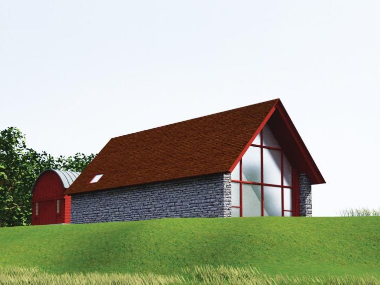 New York's Hudson Valley Gets a Passive House From Dennis Wedlick Architect