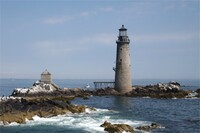 Boston Harbor Lighthouse Gets A New Owner, And A Future