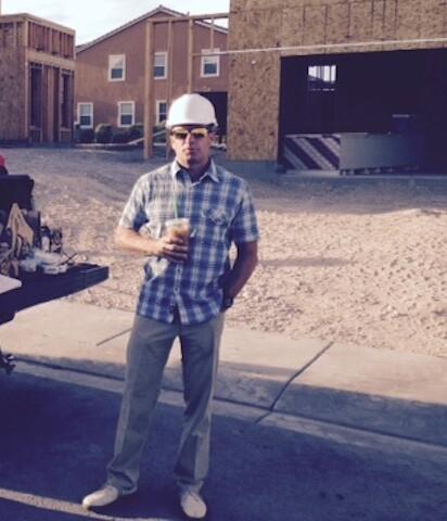 Pardee Homes Las Vegas division president Klif Andrews