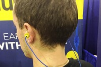 Plugfones: Wireless Earplugs With Audio