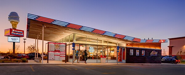 Andy S Frozen Custard Architect Magazine Hufft Tulsa