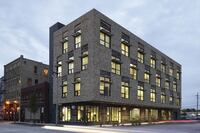 2013 AIA COTE Top Ten Green Projects: Clock Shadow Building