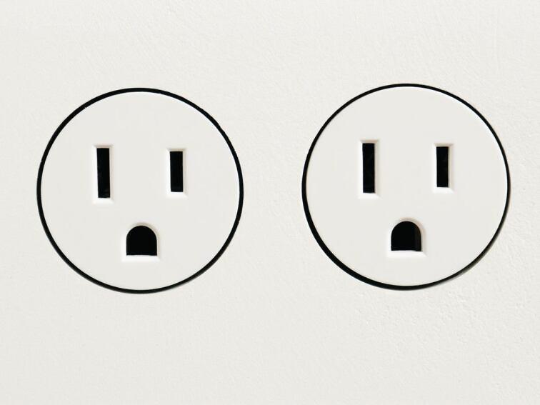 plug away
