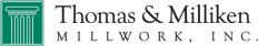 Thomas & Milliken Millwork Logo