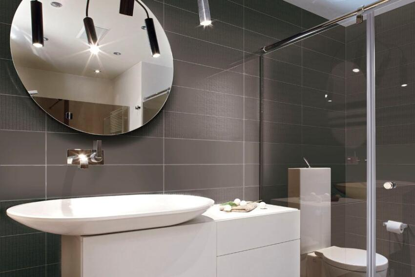 Report From Cersaie: Italian Tile Makers Go Retro With Green Style, Design